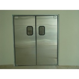 Puerta metalica galvanizada opendoors for Puerta galvanizada